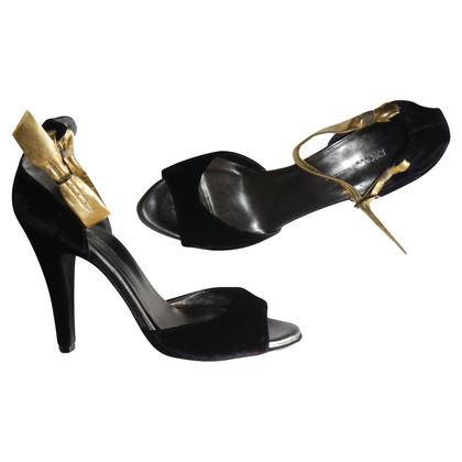 DKNY Sandaletten aus Samt
