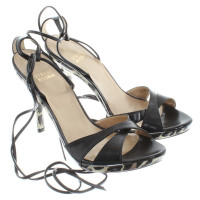 Stuart Weitzman Sandals in black