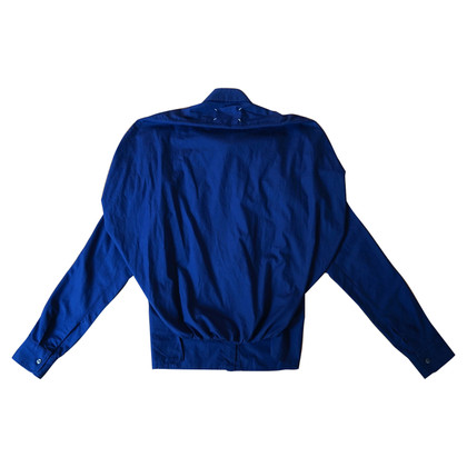 Maison Martin Margiela Blouse in blue