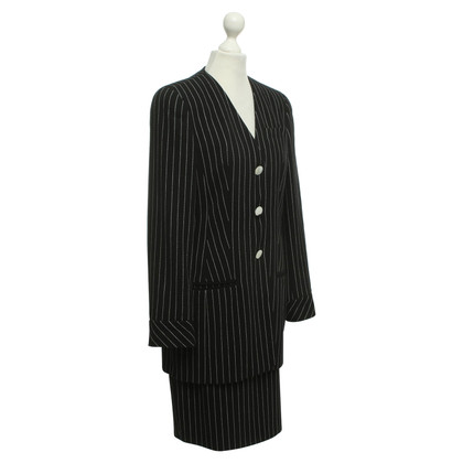Other Designer Louis Féraud - Pinstripe Costume