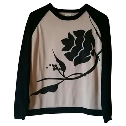 Hoss Intropia FLORAL SWEATER
