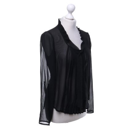 Comptoir des Cotonniers Blouse in black