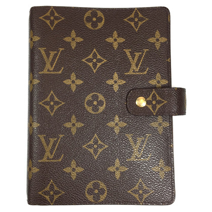 "Louis Vuitton ""Agenda MM Monogram Canvas"""