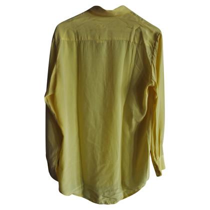 Acne zijden blouse