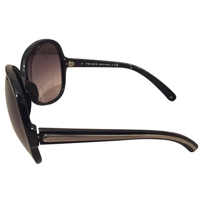 Prada Zwarte zonnebril