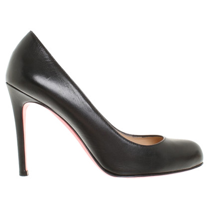 Christian Louboutin pumps en noir