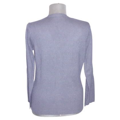 FTC Cashmere Cardigan with diamond design
