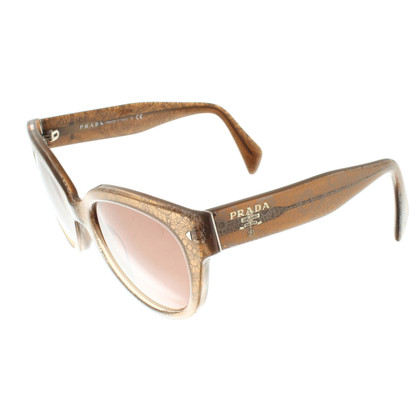 Prada Sunglasses with lace pattern