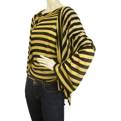 Jean Paul Gaultier Gestreepte Top