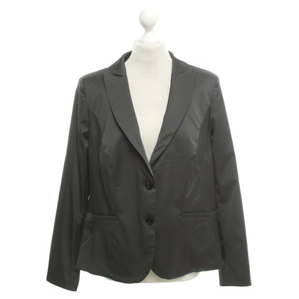Barbara Schwarzer Blazer in antracite