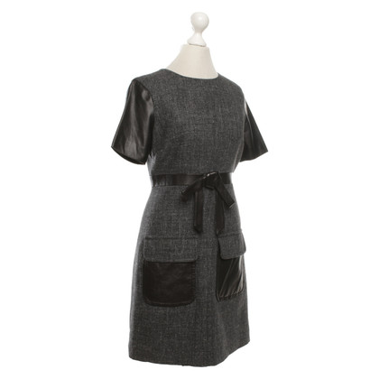 Robert Rodriguez Dress in grey black