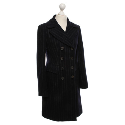 Strenesse Blue Jacket with pinstripes