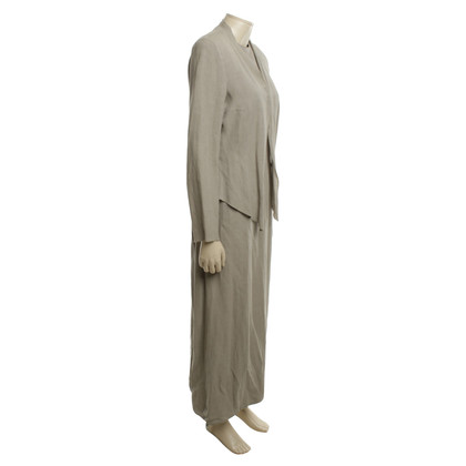 Giorgio Armani Long dress with jacket