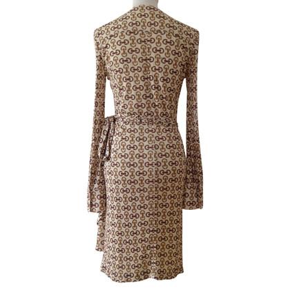 Gucci wrap dress