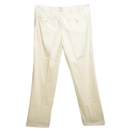 Prada pantaloni estivi in beige