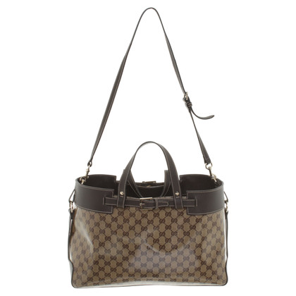 Gucci Handbag coated canvas