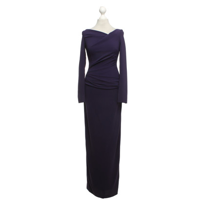 Talbot Runhof Dress in purple