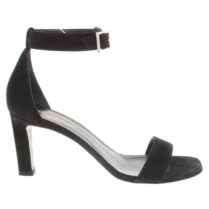 Saint Laurent Sandals in zwart