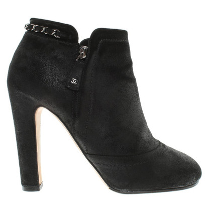 Chanel Ankle boots in black