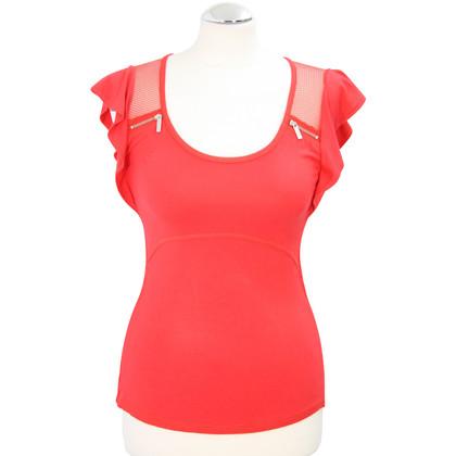 Karen Millen top in red