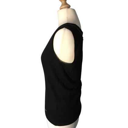 Escada Pure new wool pullover sleeveless