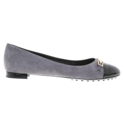 Tod's Ballerinas in grey