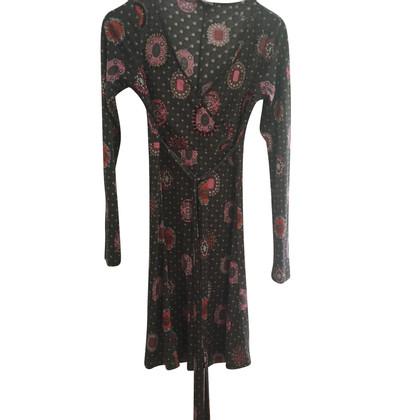 Maliparmi Zijden jurk