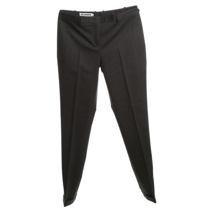 Jil Sander Hose in Anthrazit