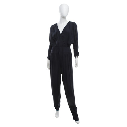 French Connection Jumpsuit in donkerblauw
