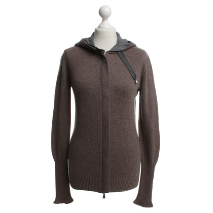 Brunello Cucinelli Cardigan with hood
