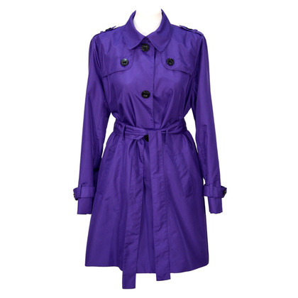 Hobbs Coat in purple
