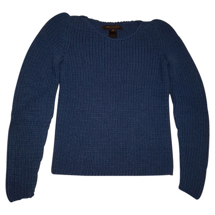Marc by Marc Jacobs Wollpullover in Blau