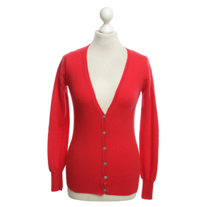 FTC Strickjacke in Rot