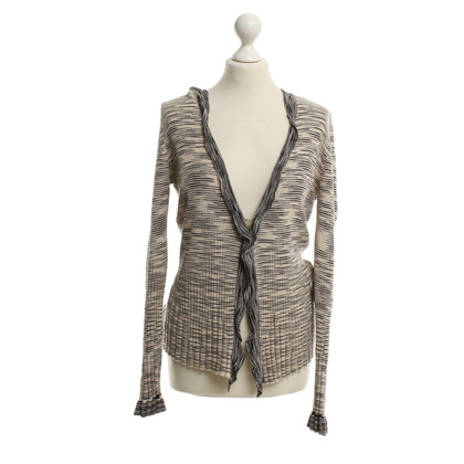 Missoni Cardigan in Bicolor