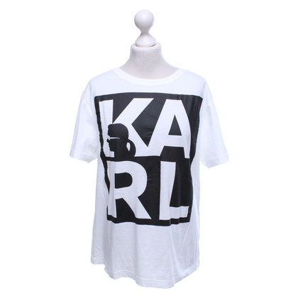 Karl Lagerfeld T-shirt with print