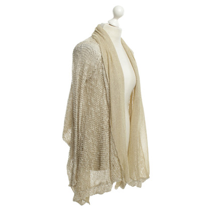Stefanel Cardigan in oro
