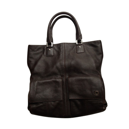 Mont Blanc Deer leather shopper