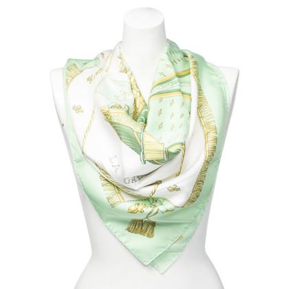 "Hermès Silk scarf ""View Carosse"""