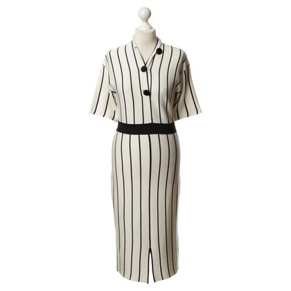 Balenciaga Dress in black and white