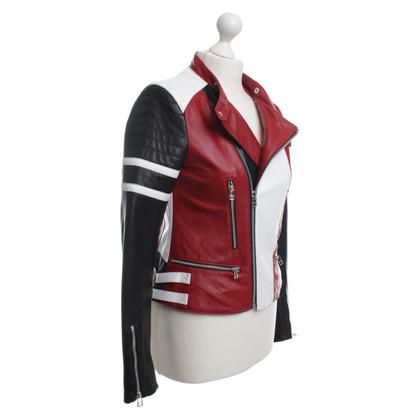 Other Designer Each & other - leather jacket