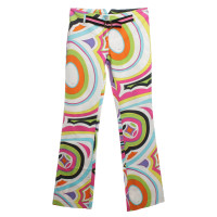 Emilio Pucci trousers with colorful pattern