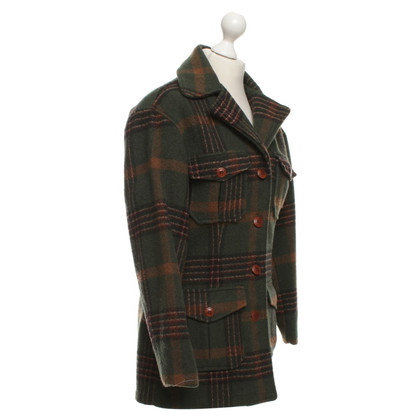 Woolrich Jacket with check pattern