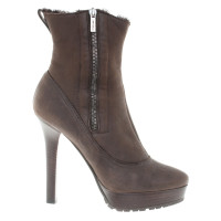 Jimmy Choo Leather ankle boots
