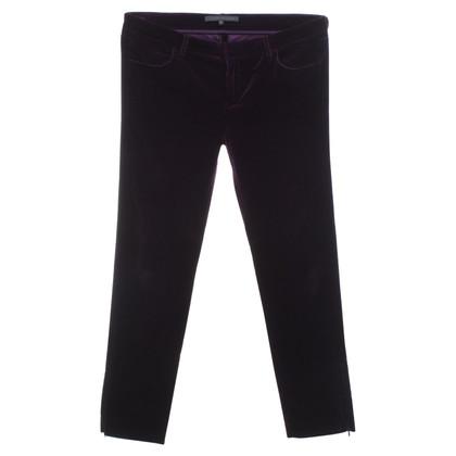 Victoria Beckham trousers made of velvet