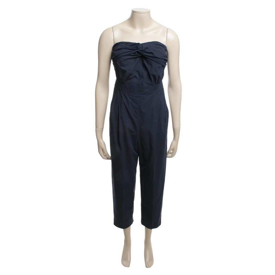 MSGM Jumpsuit in blauw