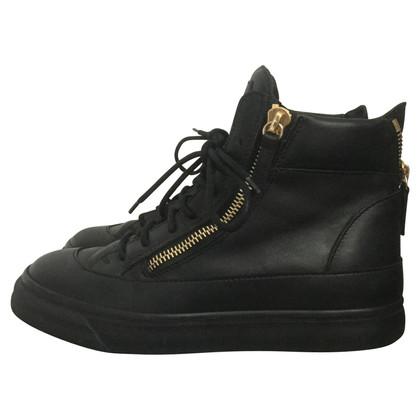 Giuseppe Zanotti Sneakers in black