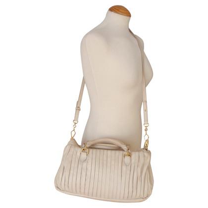 Miu Miu Handbag with matelassé structure