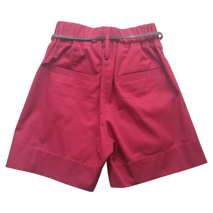 Forte Forte Shorts with belt