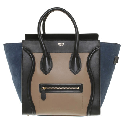 "Céline  ""Mini Bagage Bag"""