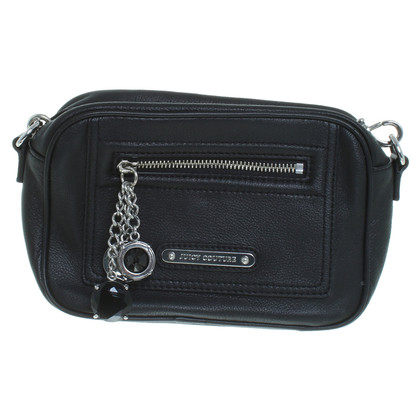 Juicy Couture Handtasche in Schwarz